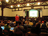 Main ballroom at VloggerCon