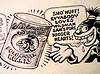 R Crumb crossed lines of political correctness