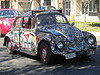 Volkswagen Beetle art car