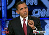 Obama on CNN debate