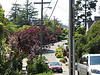 Hillside street