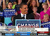 Obama victory speech in North Carolina