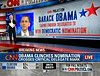 CNN projects Obama gets the nomination