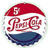 Pepsi bottlecap
