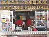 Boney's Smokehouse (the BBQ place Biden stopped for lunch)
