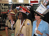 State hat girls photo