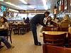 Katz's Deli at breakfast
