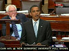 Obama addresses the Senate