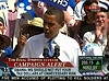 Obama campaigning in Florida
