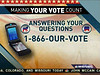 1-866-OUR-VOTE on MSNBC