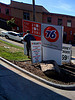 Gas prices changing