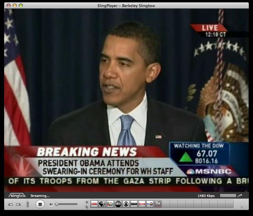 Photo Obama press conference
