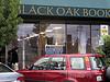 Black Oak Books is empty