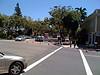 Bike accident on Alameda