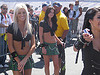 Monster energy drink umbrella girls