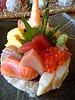 Chirashi at Sushi Ran
