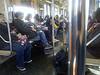 Inbound 7 train