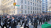 New York's Finest marchin in St Paddy's Day Parade