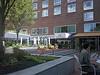 Charles Hotel yard