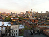 City sunset 1