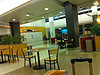 Airport flouresence