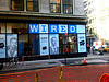 Wired store on Bway in NYC