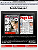 NY Post on iPad only via app (!)