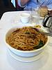 Dan Dan noodles at Jing Jing in Palo Alto