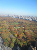 Central Park viewed from above
