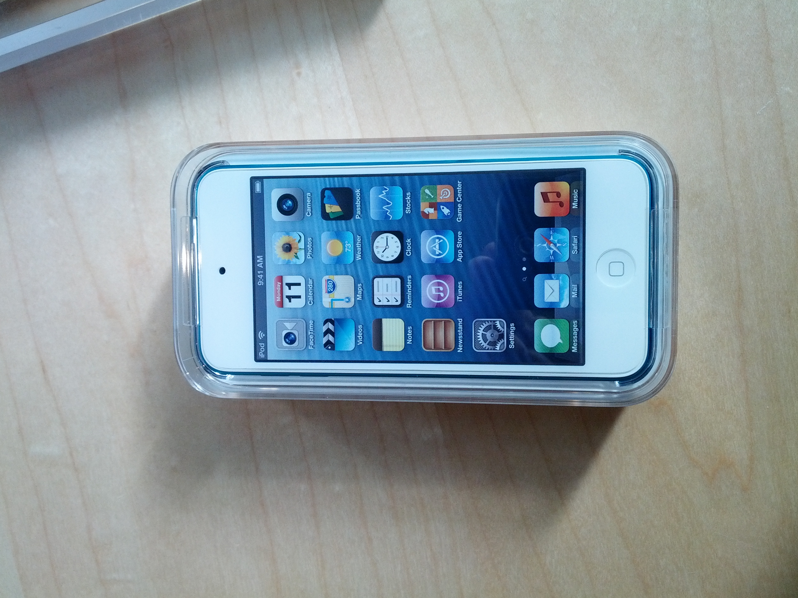 Android Ipod Touch 4