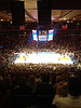 Knicks from the nosebleeds