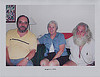 Dave, Eve & Ken in 2001