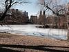 Pond thaw