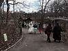 The brides are back in Central Park.